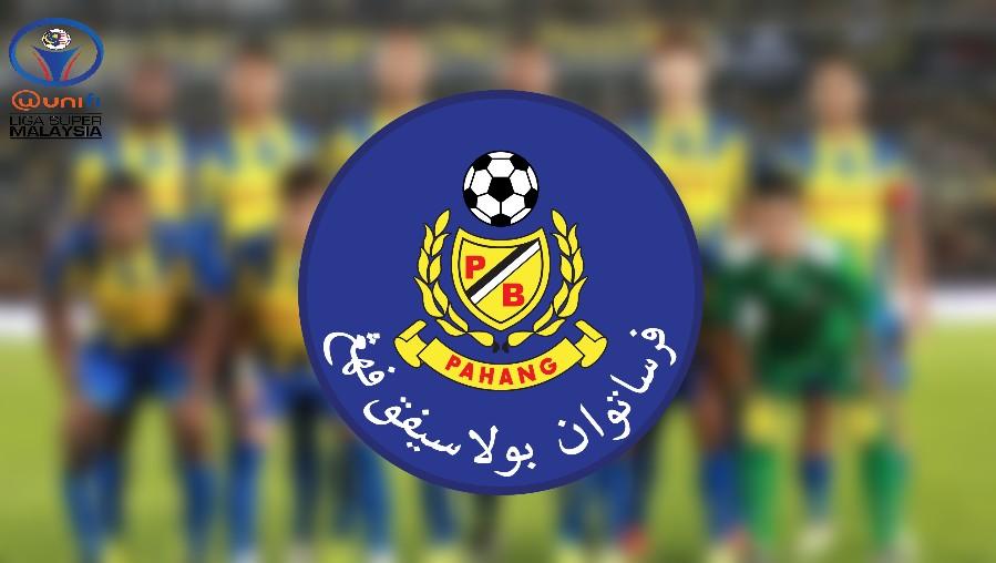 Senarai Pemain Pahang 2019 Liga Super