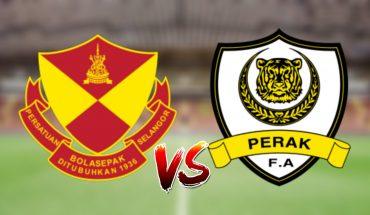 Live Streaming Selangor vs Perak 12.4.2019 Liga Super