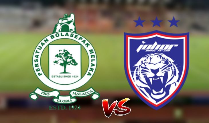Live Streaming Melaka United vs JDT 26.6.2018 Liga Super
