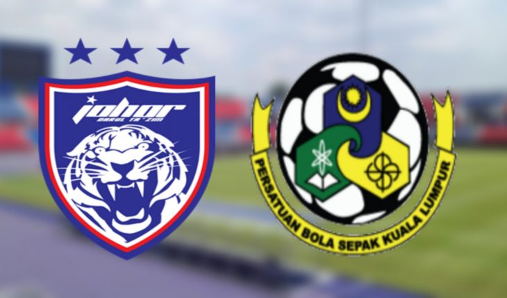 Live Streaming JDT vs Kuala Lumpur 8.2.2019 Liga Super