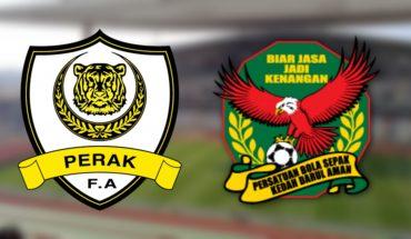 Live Streaming Perak vs Kedah 8.2.2019 Liga Super