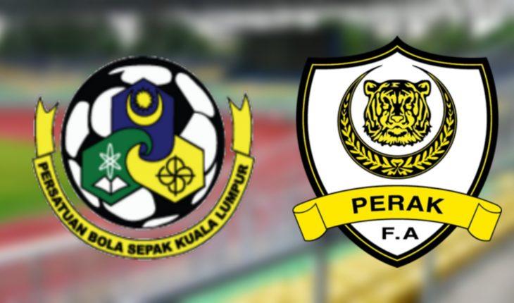Live Streaming Kuala Lumpur vs Perak 15.2.2019 Liga Super