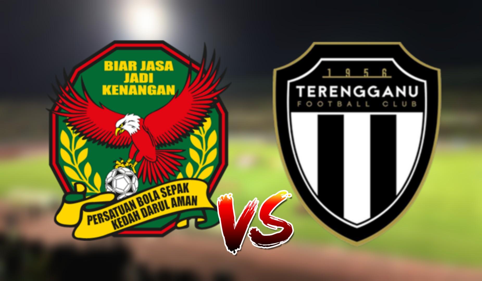 Live Streaming Kedah vs Terengganu FC 12.4.2019 Liga Super