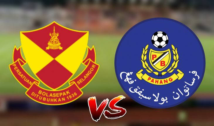 Live Streaming Selangor vs Pahang 25.6.2019 Liga Super