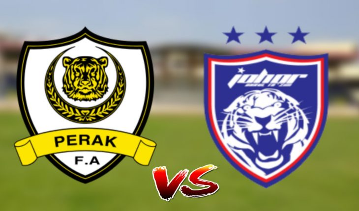Live Streaming Perak vs JDT 6.7.2019 Liga Super