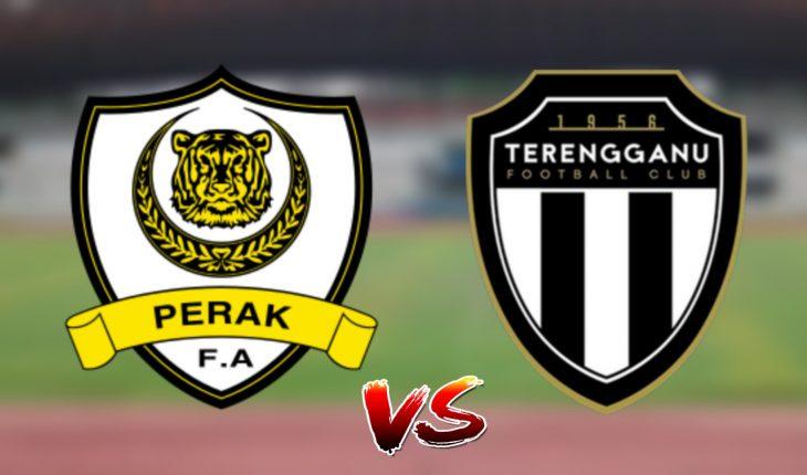 Live Streaming Perak vs Terengganu FC 18.6.2019 Liga Super