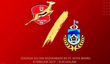 Live Streaming Kelantan vs Sabah 8.2.2019 Liga Perdana