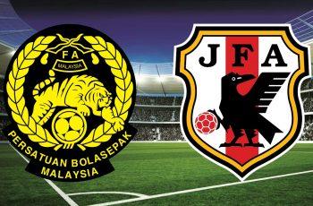 Live Streaming Malaysia vs Jepun 26.9.2018 Kejuaraan B-16 AFC