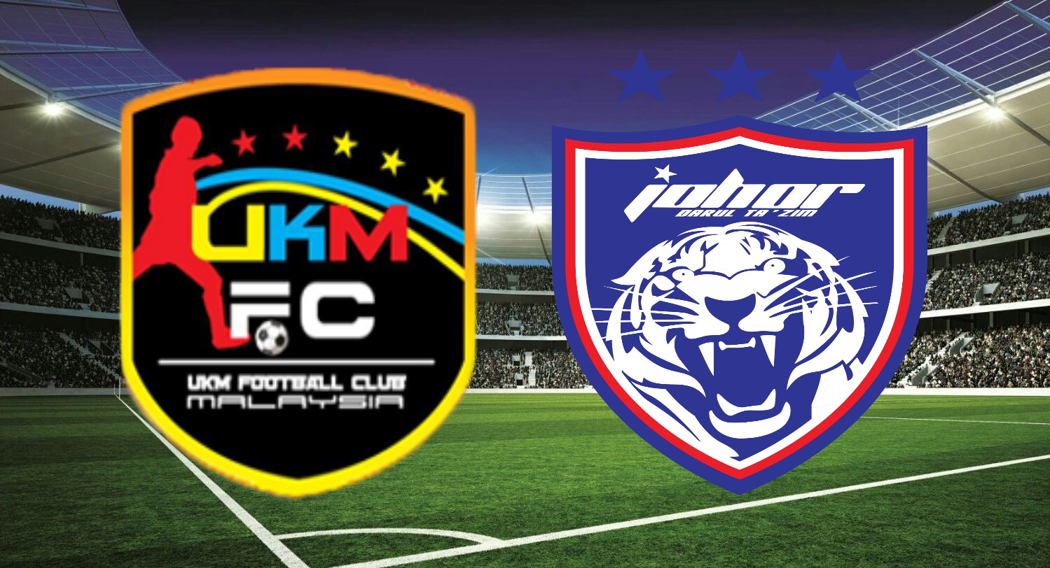 Live Streaming UKM FC vs JDT II 24.9.2018 Challenge Cup