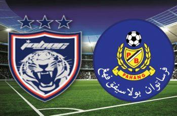 Live Streaming JDT vs Pahang 29.9.2018 Unifi Piala Malaysia