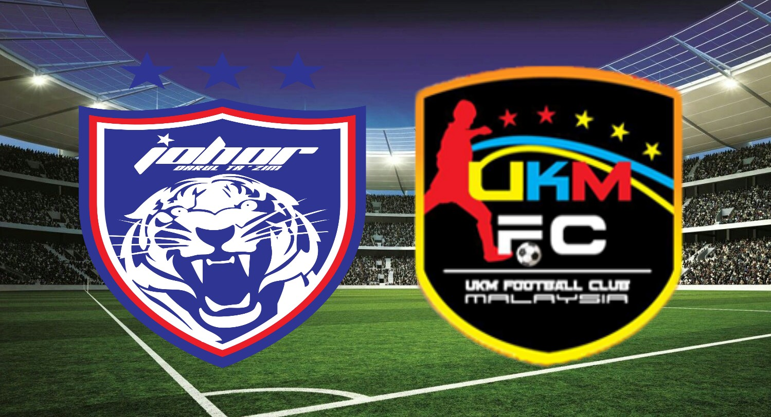 Live Streaming JDT II vs UKM FC 1.10.2018 Challenge Cup