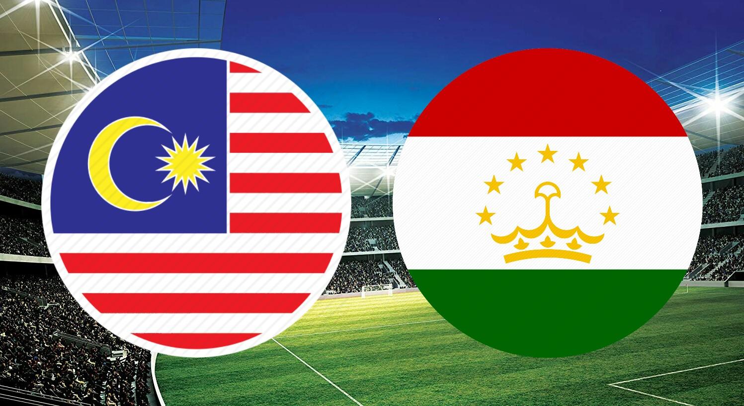 Live Streaming Malaysia vs Tajikistan 23.10.2018 Kejuaraan B-19 AFC