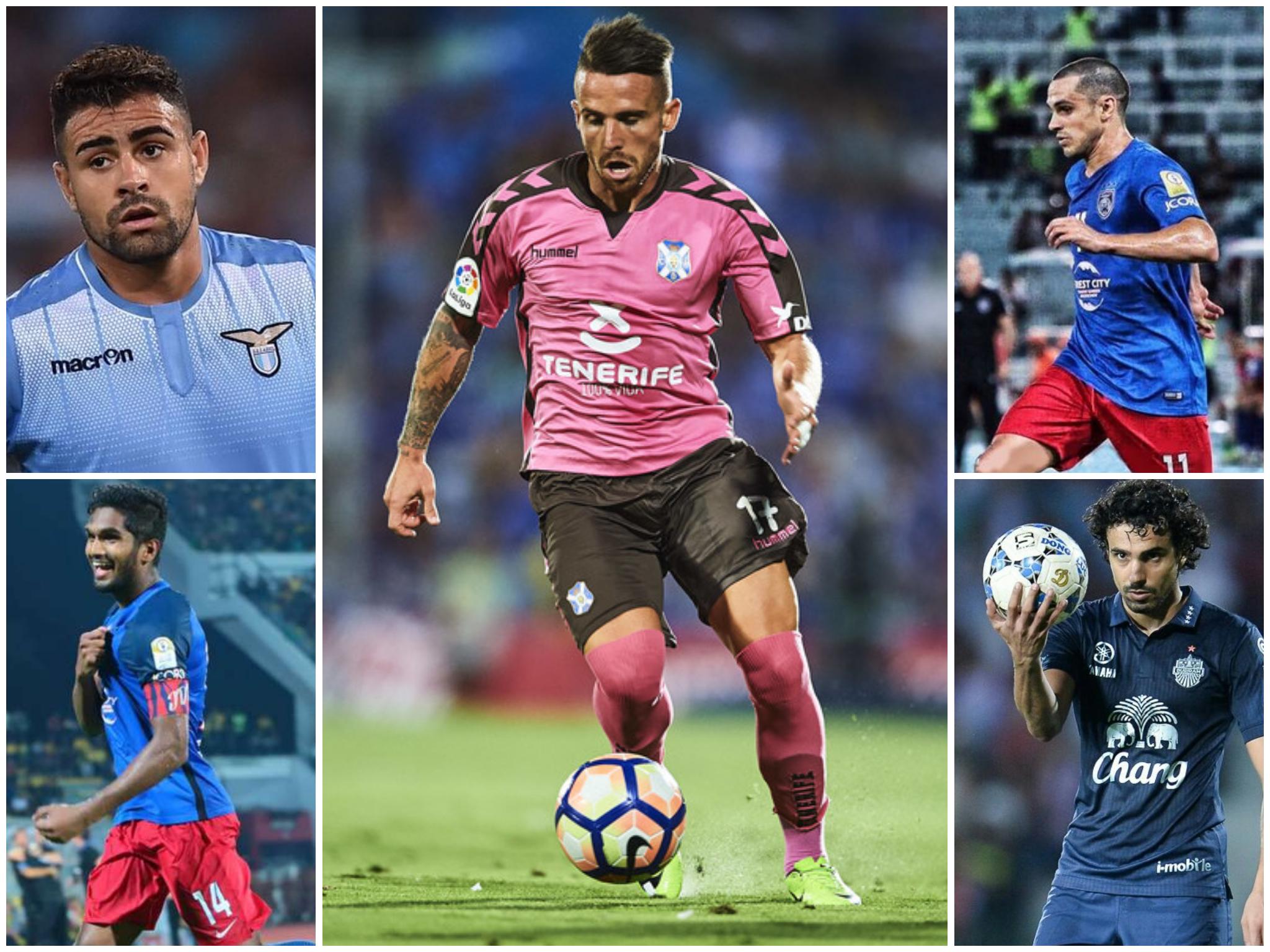 Senarai Pemain Import JDT 2019 Liga Malaysia