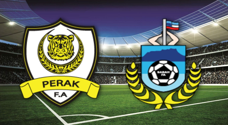 Live Streaming Perak vs Sabah 7.10.2018 Unifi Piala Malaysia