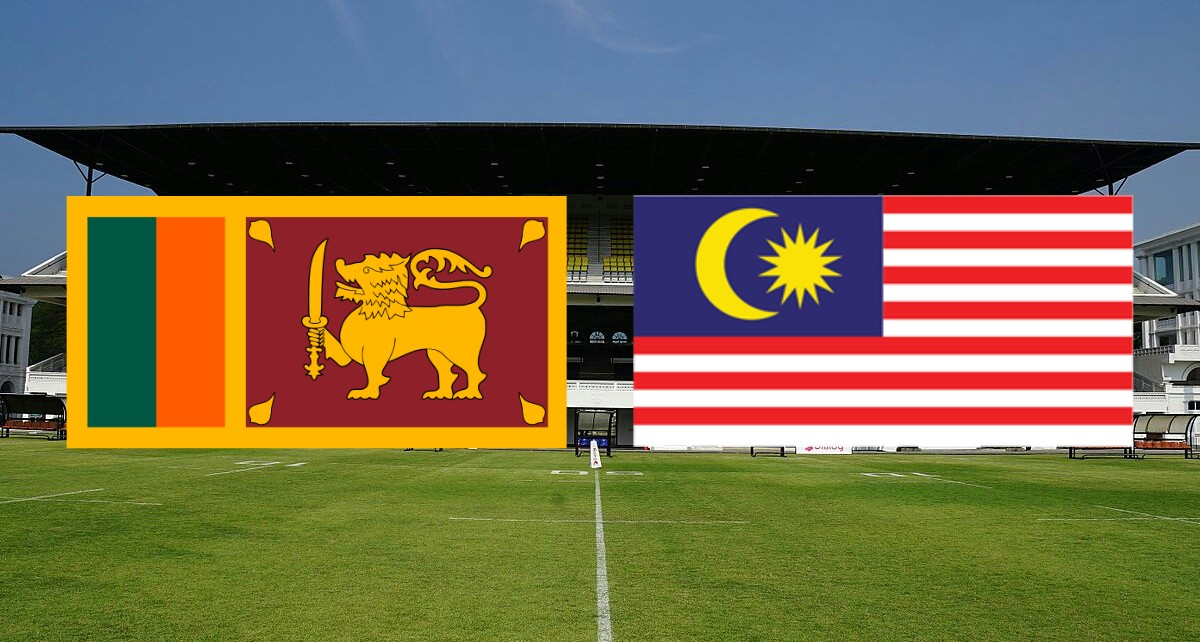 Live Streaming Sri Lanka vs Malaysia 12.10.2018 Friendly Match