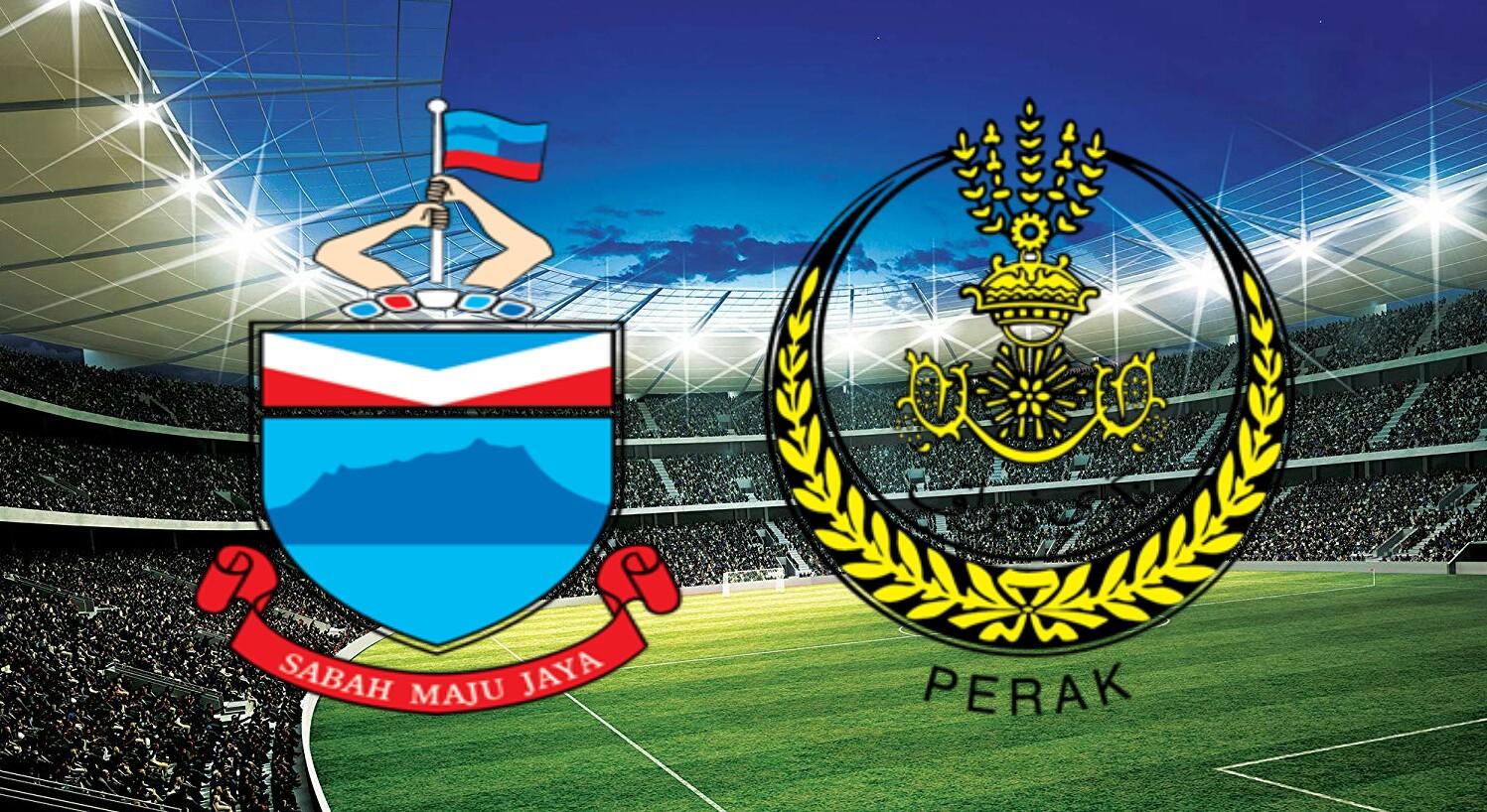Live Streaming Sabah vs Perak 21.10.2018 Unifi Piala Malaysia