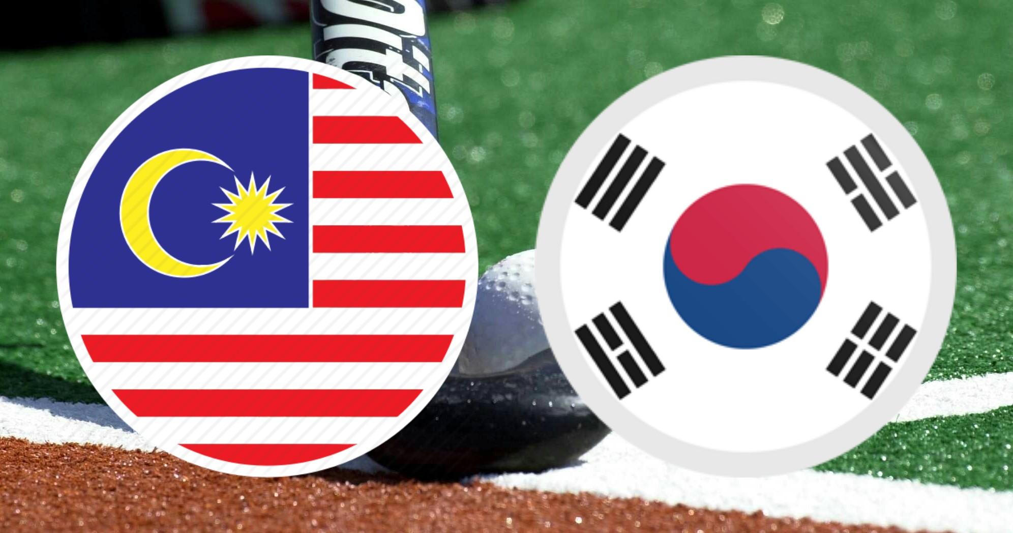 Live Streaming Malaysia vs Korea Selatan 22.10.2018 Hoki Trofi Juara-Juara Asia