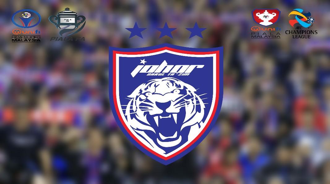 Jadual Perlawanan JDT 2019 Liga Super Piala FA ACL