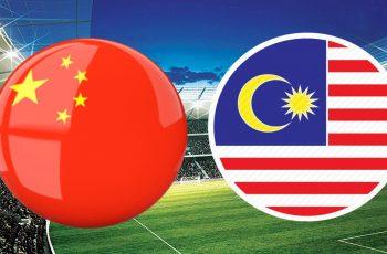 Live Streaming China vs Malaysia 26.10.2018 Kejuaraan B-19 AFC