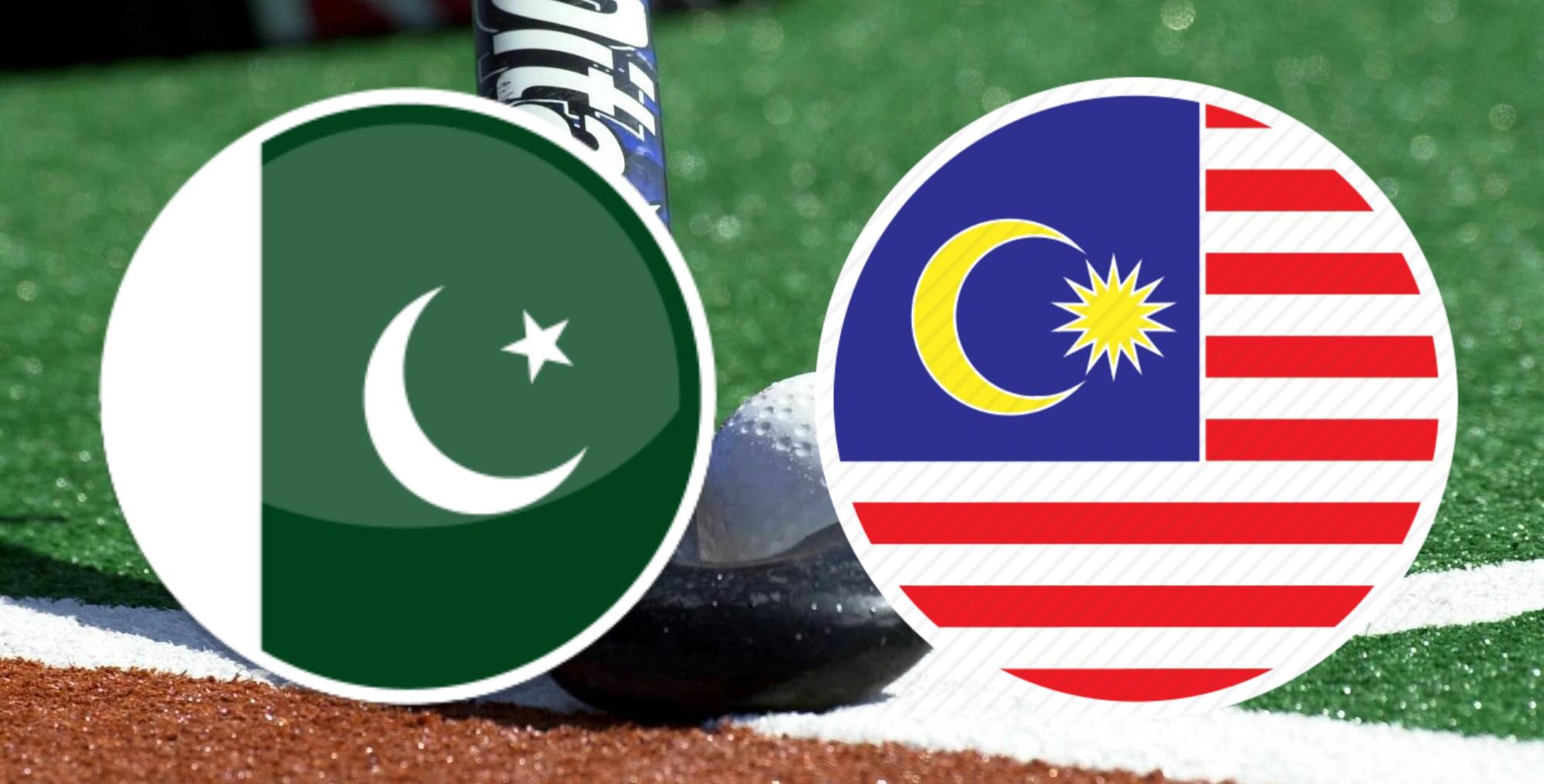 Live Streaming Pakistan vs Malaysia 25.10.2018 Hoki Juara-Juara Asia