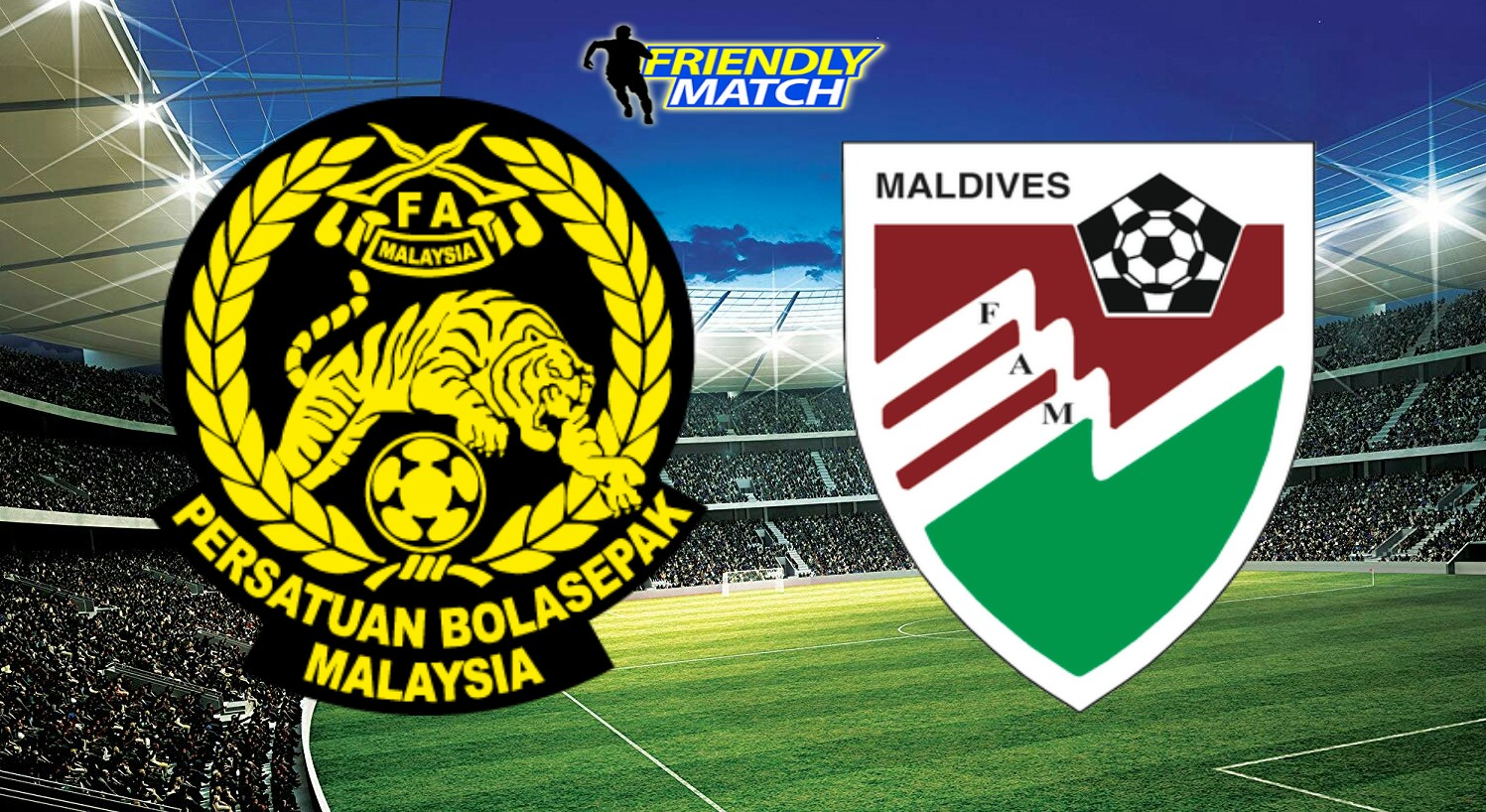 Live Streaming Malaysia vs Maldives 3.11.2018 Friendly Match
