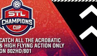 Jadual STL Champions Cup 2018 Keputusan