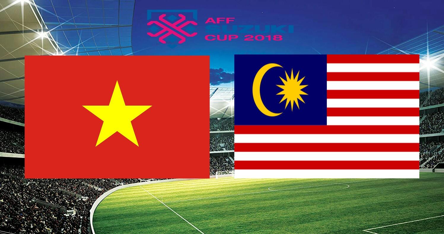 Siaran Langsung Vietnam vs Malaysia 16.11.2018 AFF Suzuki Cup