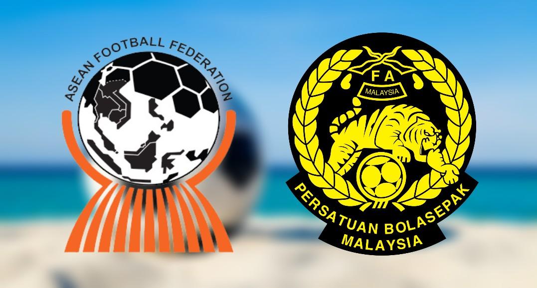 Jadual Kejuaraan Bola Sepak Pantai AFF 2018