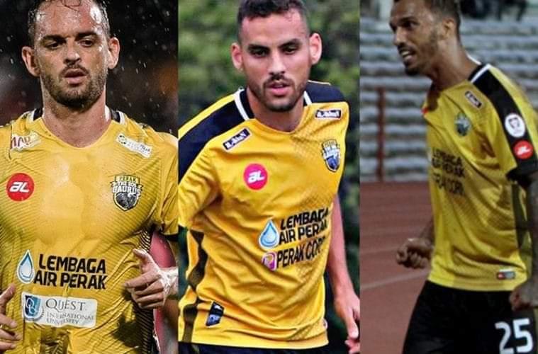 The Boss Gaurus Kekalkan 3 Pemain Import Untuk Liga Super 2019