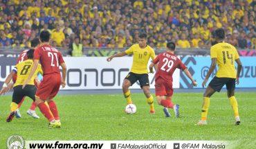 Safawi Rasid Akhirnya Menjaringkan Gol Persis Messi, Tutup Kritikan 'Planet Pluto'