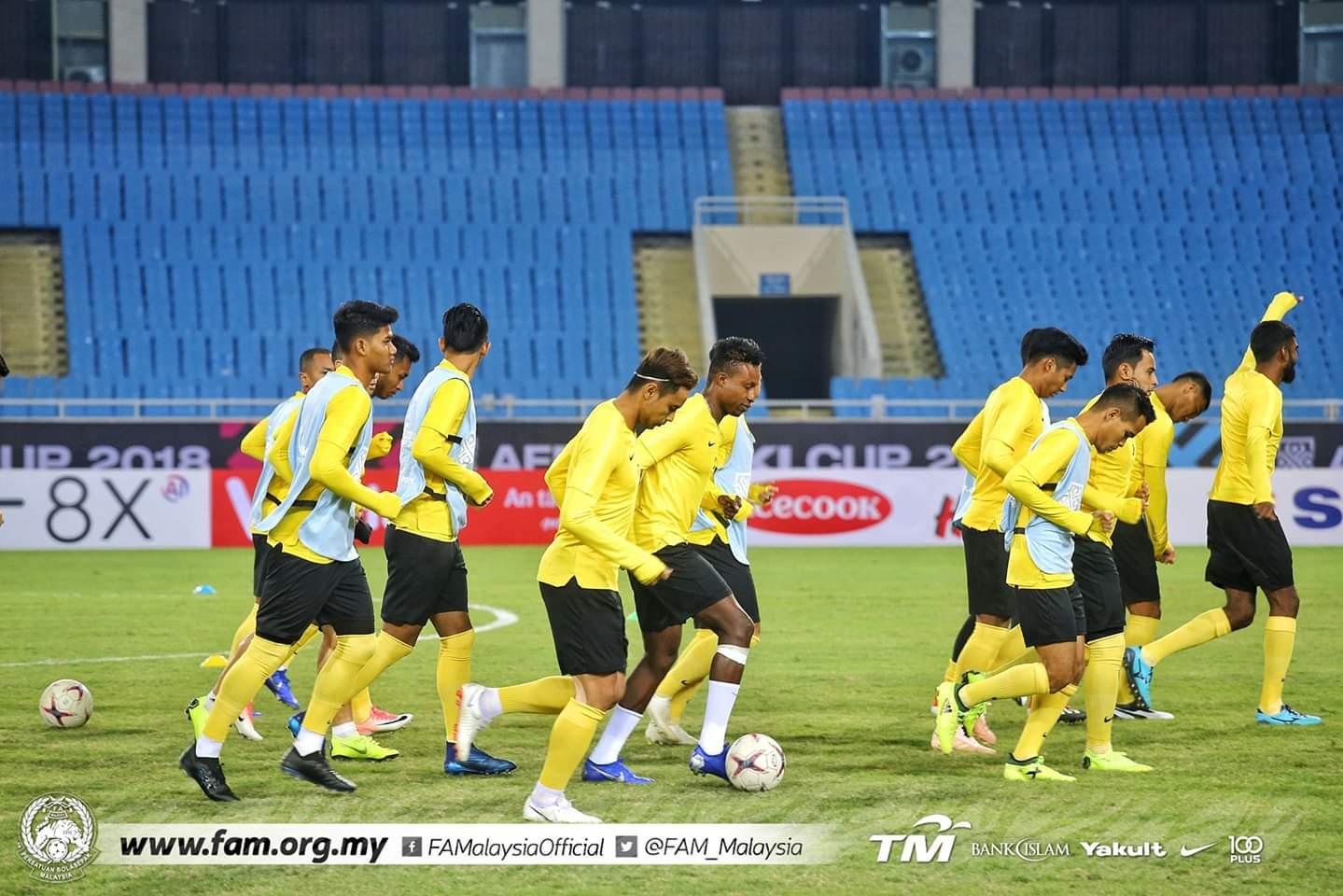 Ramalan Kesebelasan Utama Skuad Harimau Malaya Menentang Vietnam Final Piala AFF