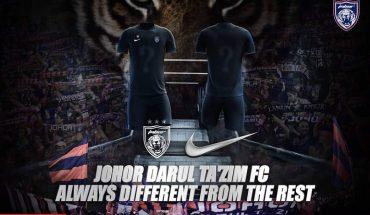 Jersi Baharu JDT 2019 Direka Khas di Ibu Pejabat Nike