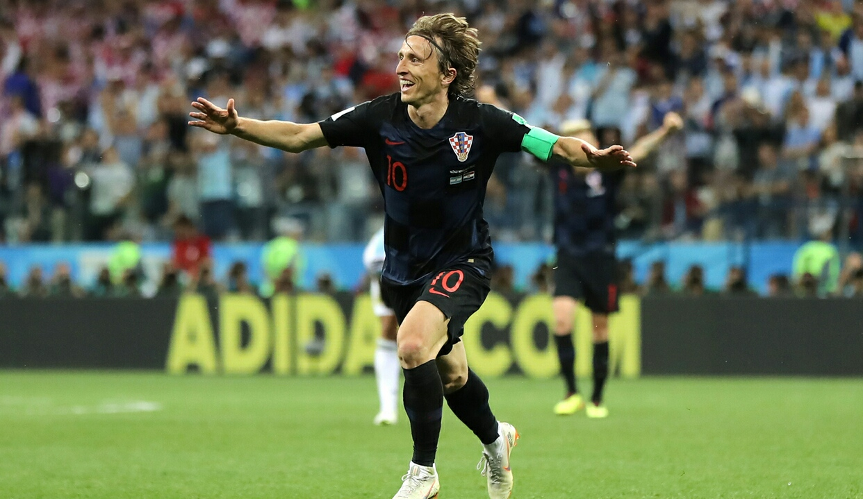 Ballon d'Or 2018 : Luka Modric Menamatkan Dominasi Ronaldo & Messi Selama 1 Dekad