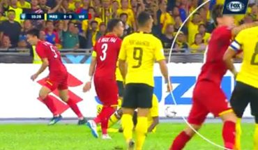 Aidil Berang Kembarnya Ditumbuk, Fans Harimau Malaya