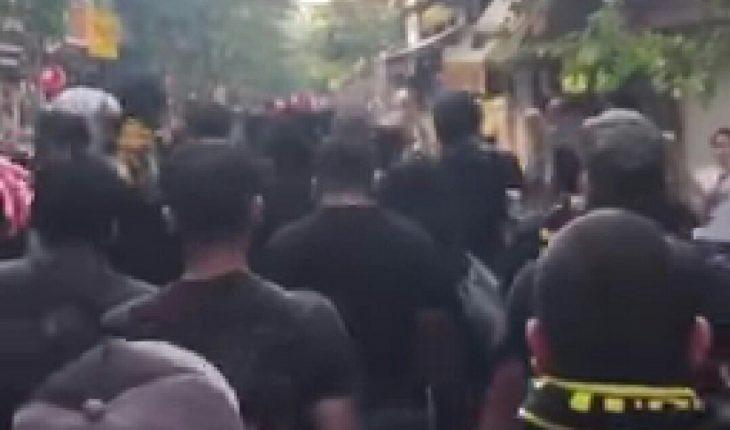 Ultras Malaya Mula Gegarkan Bumi Hanoi Dengan Nyanyian Lagu Ekor Harimau Sejati