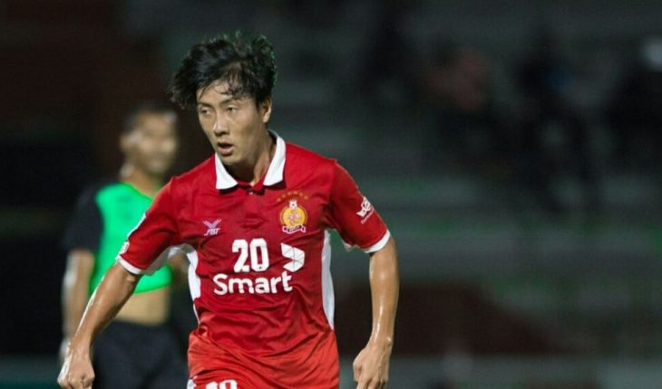 Pemain Jepun Yuta Suzuki Sah Milik The Red Warriors