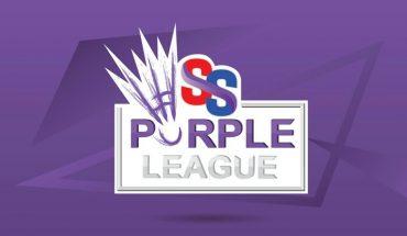 Jadual Perlawanan Purple League 2018/2019 (Keputusan)