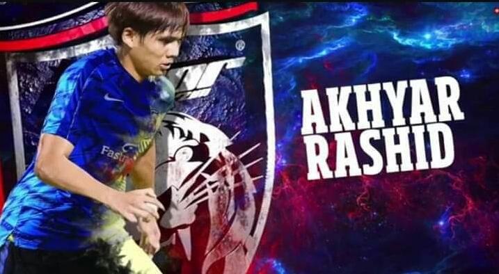 Akhyar Rashid Sah Menjadi Milik Johor Darul Ta'zim