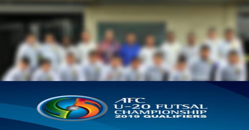 Jadual Kelayakan Kejuaraan Futsal B-20 AFC 2019