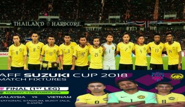 Harimau Malaya Sah Bertemu Vietnam Final Piala Suzuki AFF 2018, Misi Balas Dendam!