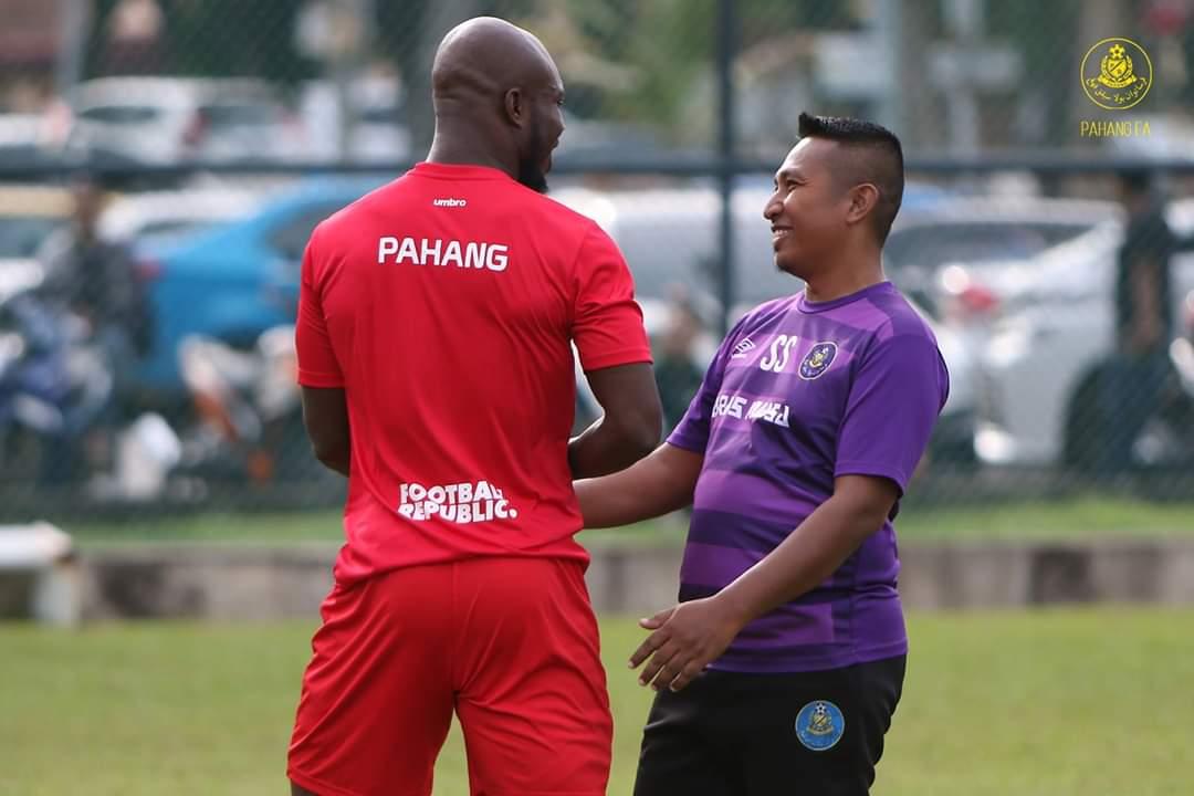 Dickson Nwakaeme Sah Menyertai Pahang FA, Ikat Kontrak Setahun!