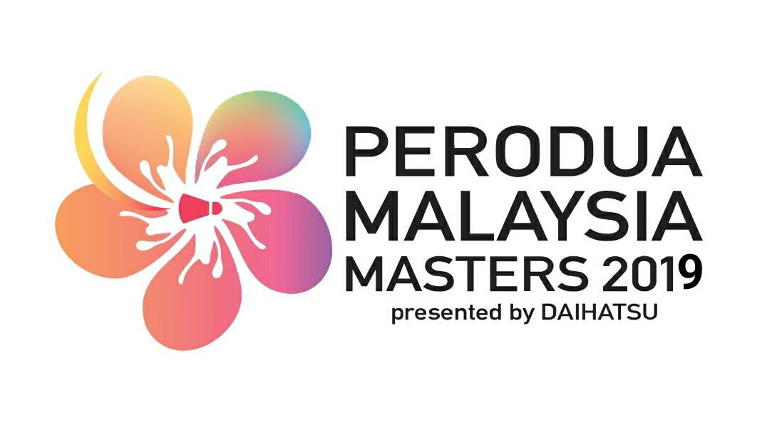 Jadual Badminton Malaysia Masters 2019 (Keputusan)