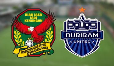 Live Streaming Kedah FA vs Buriram United 19.1.2019 Friendly Match