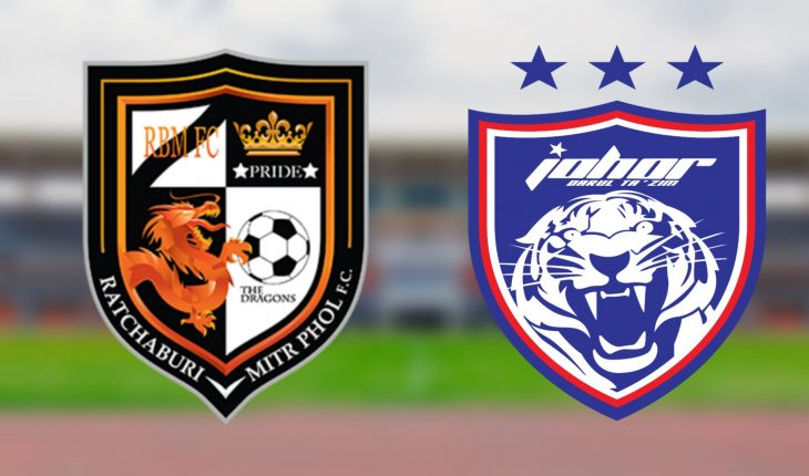 Live Streaming Ratchaburi Mitrphol FC vs JDT 17.1.2019 Pre-Season Match