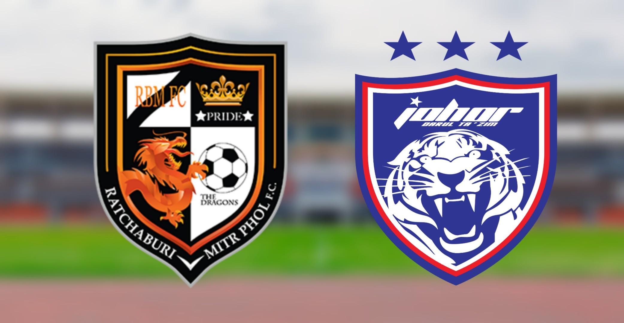 Live Streaming Ratchaburi Mitrphol FC vs JDT 17.1.2019 Pre-Season Match