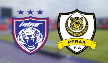Live Streaming JDT vs Perak 2.2.2019 Piala Sumbangsih