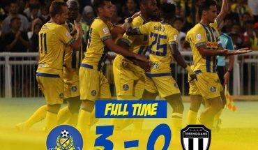 Pahang FA Mudah Jinakkan Terengganu FC, Dickson Nwakaeme Terus Rentak Cemerlang!