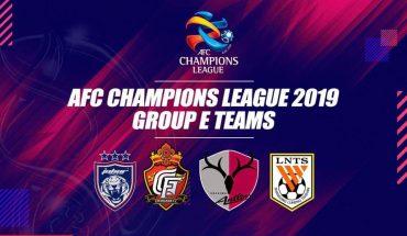 JDT Sah Diundi Bersama Juara ACL 2018, Kashima Antlers, Gyeongnam FC & Shandong Luneng