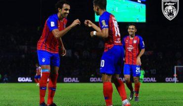 Melaka United Tewas Tipis Dengan JDT 1-2 di Larkin