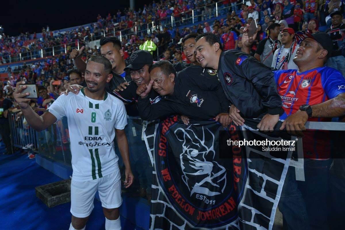 Video Safiq Rahim Tak Dapat Menahan Sedih, Sokongan Padu Dari Fans Harimau Selatan